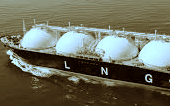 lng - liquid natural gas
