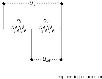 potential voltage divider