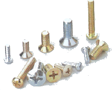 US machine screws
