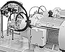 Hydraulic pump capacity