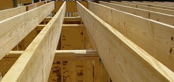 Floor joists - maximum span
