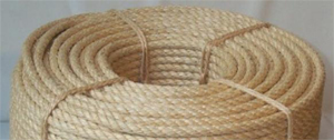 sisal rope strength
