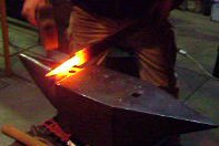 tempering steel color