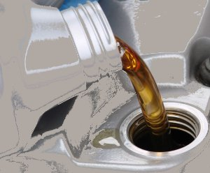 Motor oil viscosity