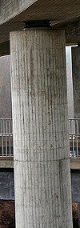 concrete column volume