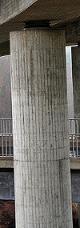 concrete column volume