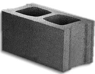 concrete masonry block