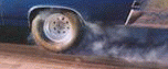 drag race car tire tractive effort