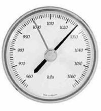 Manometer - compensating for elevation