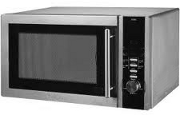 microwave oven heating