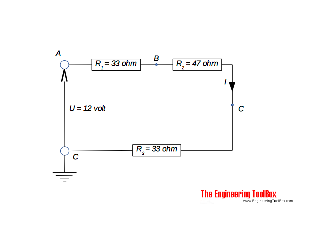 relative and absolute voltage