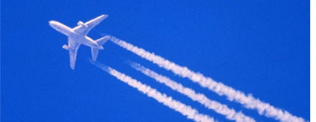 CO2 calculator - emissions from airplanes