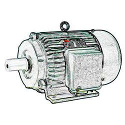 electric motor horsepower amps