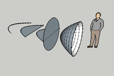 How to create a Paraboloid
