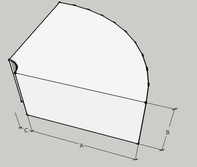 rectangular radius ducs elbows