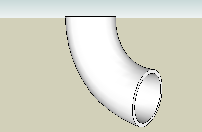 pipe elbow bend